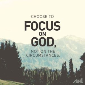 focus-on-god